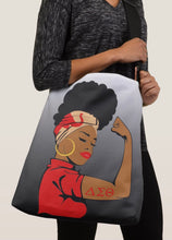 Load image into Gallery viewer, Delta Sigma Theta Strong Crossbody Bag