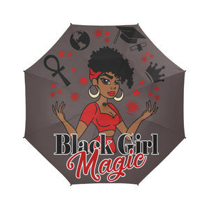 Black Girl Magic Gray