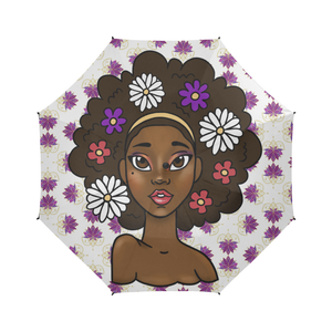 Flower Fro Umbrella