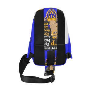SGRho Afro Drip Chest Bag
