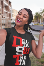 Load image into Gallery viewer, Delta Sigma Theta T-shirt