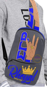 SGRHO Hand Sign Chest Bag