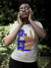 Load image into Gallery viewer, Sigma Gamma Rho Hand T-shirt