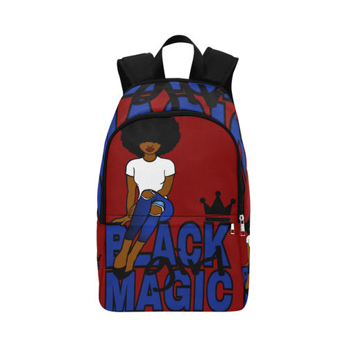 Black Girl Magic Backpack