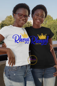 Rhoyal Since 1922 Sigma Gamma Rho T-shirt