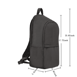 No Apologies Backpack