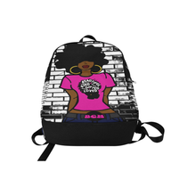 Load image into Gallery viewer, Beautiful Kind Gifted Loved Backpack
