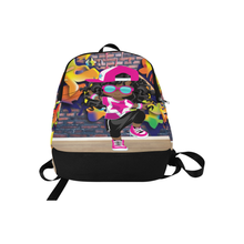 Load image into Gallery viewer, Hip-Hop Girl Backpack
