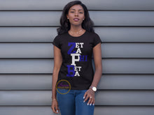 Load image into Gallery viewer, Zeta Phi Beta T-shirt