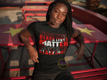 Load image into Gallery viewer, Delta Sigma Theta Black Lives Matter T-shirt