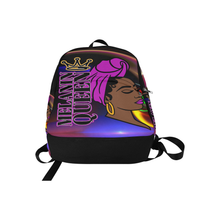 Load image into Gallery viewer, Melanin Queen Backpack