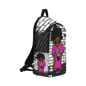 Beautiful Kind Gifted Loved Backpack