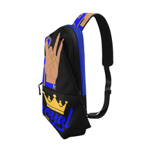 Load image into Gallery viewer, SGRHO Hand Sign Chest Bag
