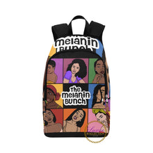 Load image into Gallery viewer, The Melanin Bunch Backpack