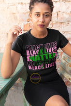 Load image into Gallery viewer, AKA Black Lives Matter T-shirt