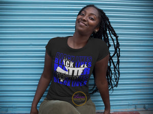 Zeta Phi Beta Black Lives Matter T-shirt