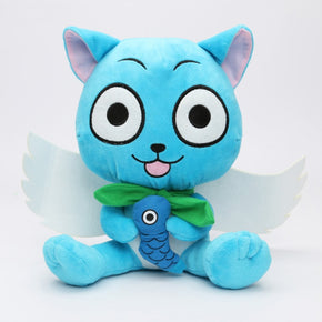 Anime Fairy Tail Happy 30cm Plush Toy