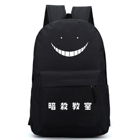 Anime Assassination Classroom Travel/School Backpack