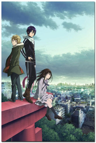 Anime Noragami Poster