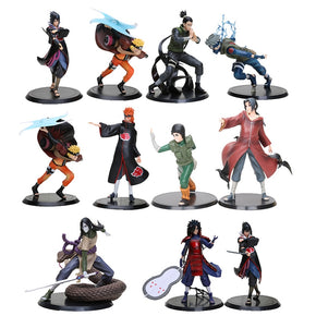 Anime Naruto 2pcs/SET 18 cm Figures