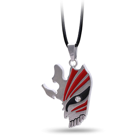 Anime Bleach Ichigo's Mask Necklace
