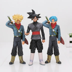 Anime Dragon Ball Z 3pcs/SET Figure