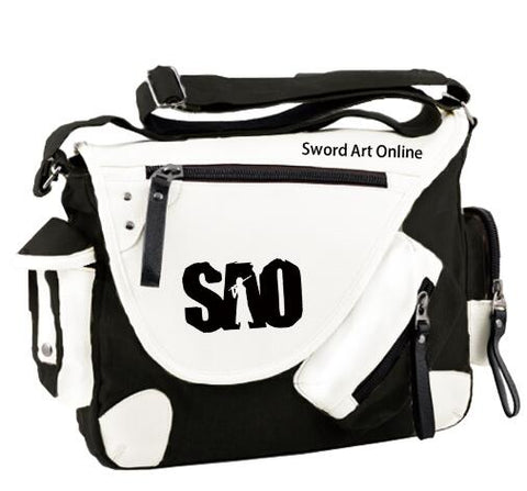 Anime Sword Art Online Shoulder Bags Different types