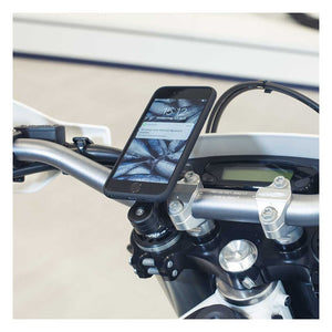 BIKE SUPPORT SAMSUNG GALAXY PHONE HANDLEBAR MANUBRIO MOTO+ WEATHER COVER