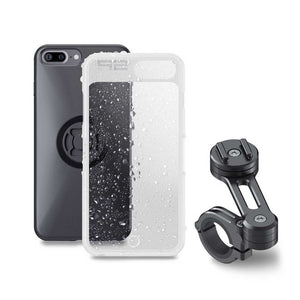 BIKE SUPPORT APPLE PHONE HANDLEBAR MANUBRIO MOTO + WEATHER COVER