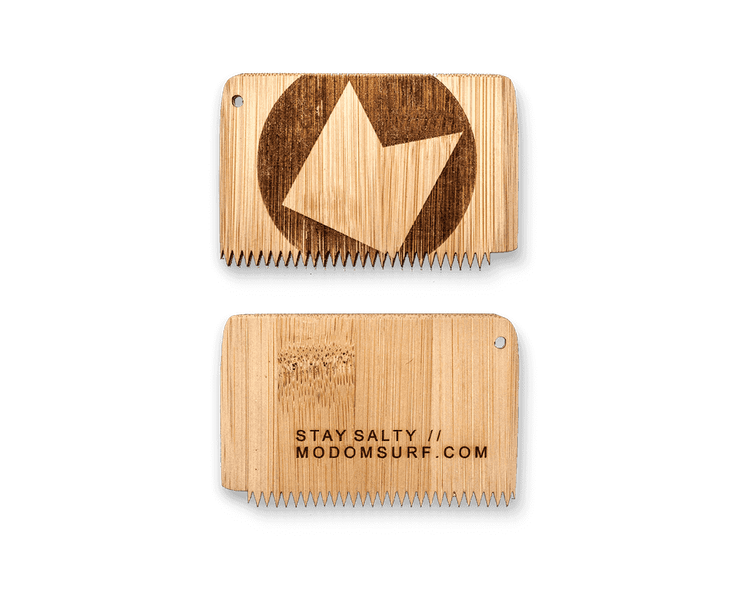 Bamboo Engraved Wax Comb
