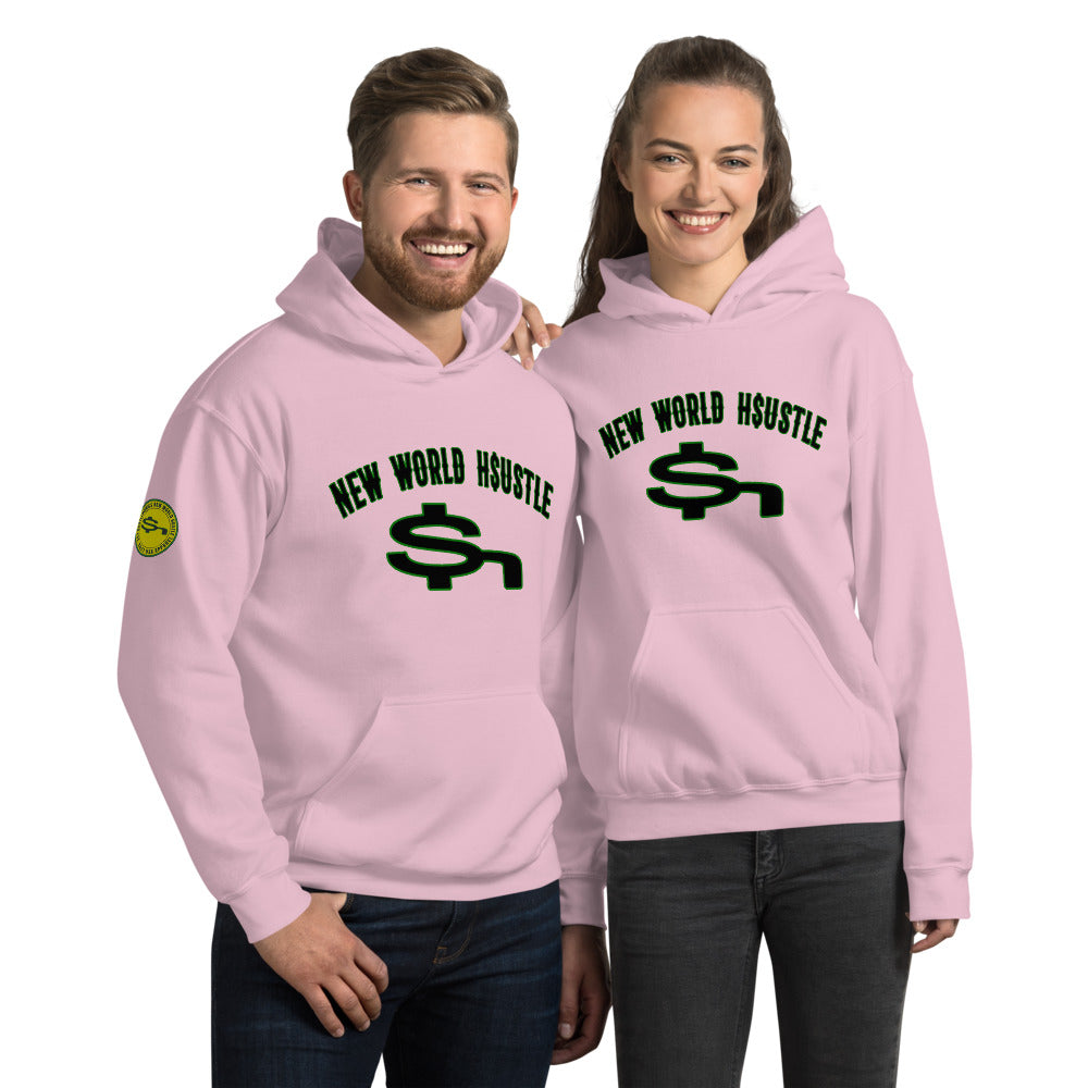 New World Hustle Unisex Hoodie