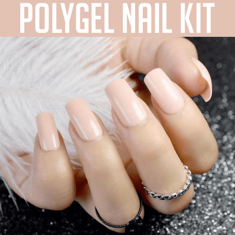 PolyGel Nail Kit - MEKONGOOD.COM