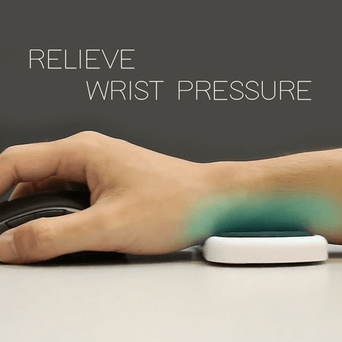 Image of RollGo™ Scrollable Ergonomic Wrist Rest Pad - MEKONGOOD.COM