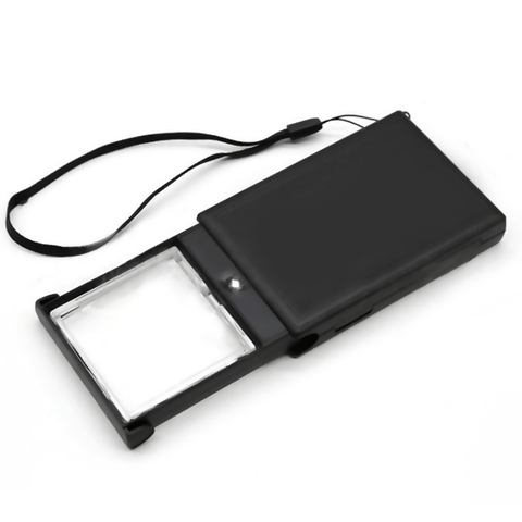 Image of LED Pocket Magnifier - MEKONGOOD.COM