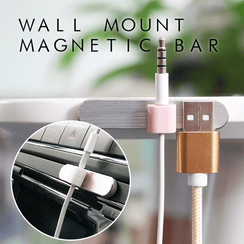 Image of Wall Mount Magnetic Bar - MEKONGOOD.COM
