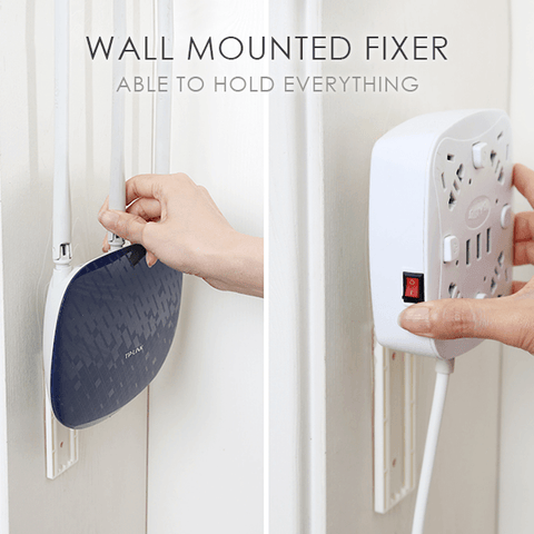 Image of Power Strip Wall Mounted Fixer - MEKONGOOD.COM