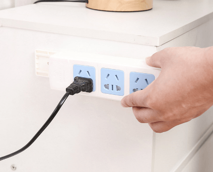 Power Strip Wall Mounted Fixer - MEKONGOOD.COM