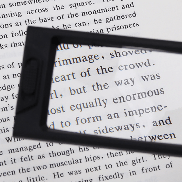 LED Pocket Magnifier - MEKONGOOD.COM
