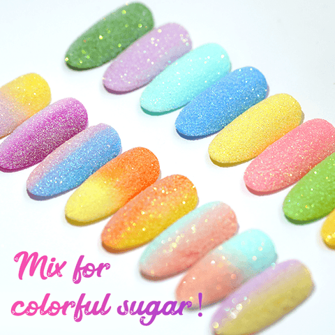 Image of Nailey™ 3D Holographic Nail Sugar - MEKONGOOD.COM