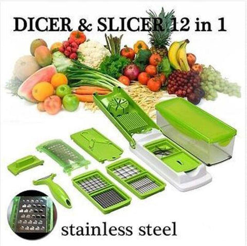 12 in 1 Magic Slicer - MEKONGOOD.COM
