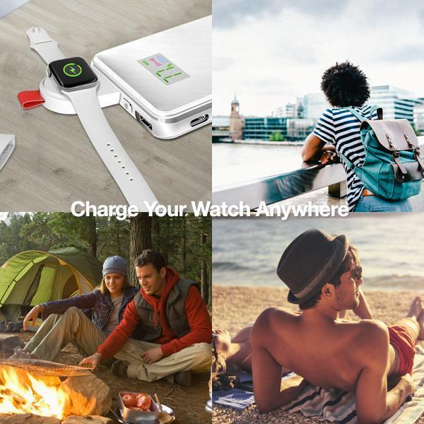 Apple Watch Portable Adapter Wireless Charger - MEKONGOOD.COM