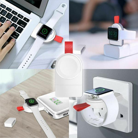 Image of Apple Watch Portable Adapter Wireless Charger - MEKONGOOD.COM