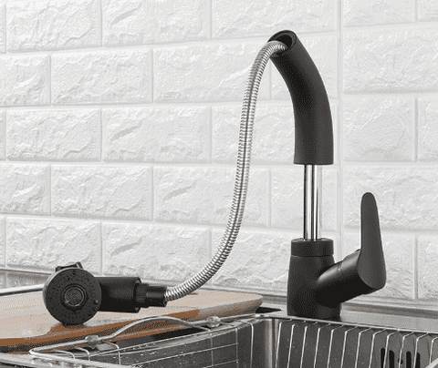 Image of Adjustable Faucet