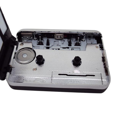 Image of Portable Cassette To mp3 Music Converter - MEKONGOOD.COM