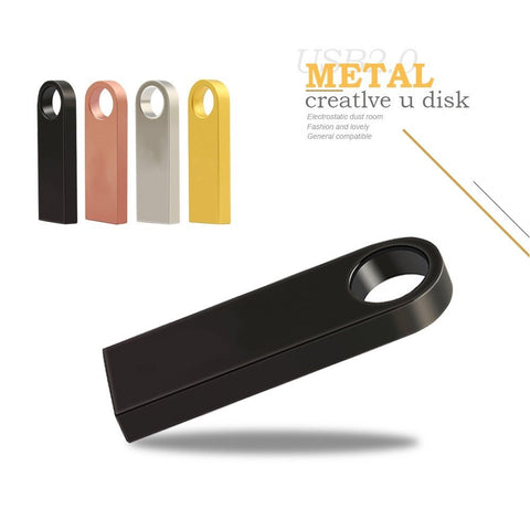 128 GB USB Gold Pen Drive - MEKONGOOD.COM
