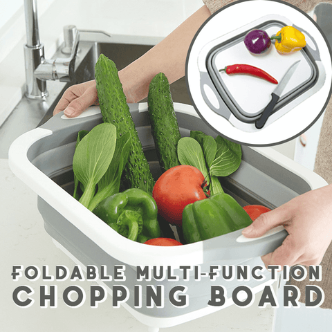 Foldable Multi-Function Chopping Board - MEKONGOOD.COM