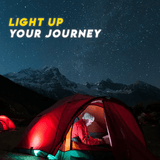 LED Detachable Tent Light - MEKONGOOD.COM