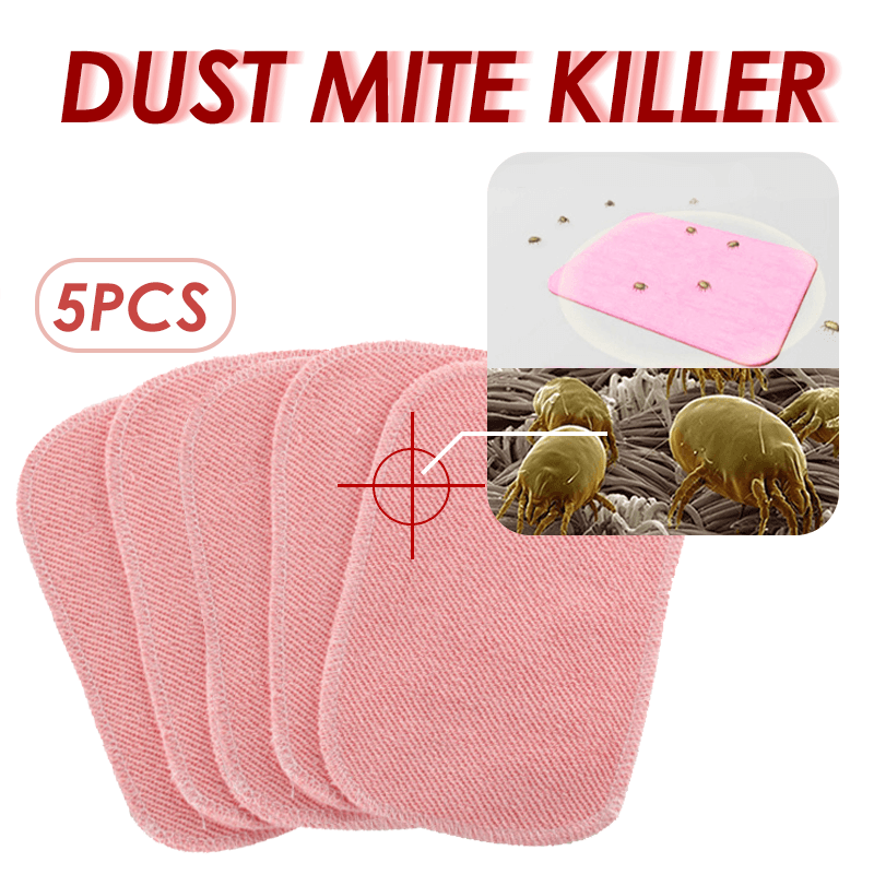 Dust Mite Killer Patch (5 PCS) - MEKONGOOD.COM