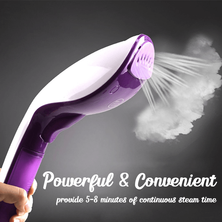 Mini Portable Garment Steamer - MEKONGOOD.COM