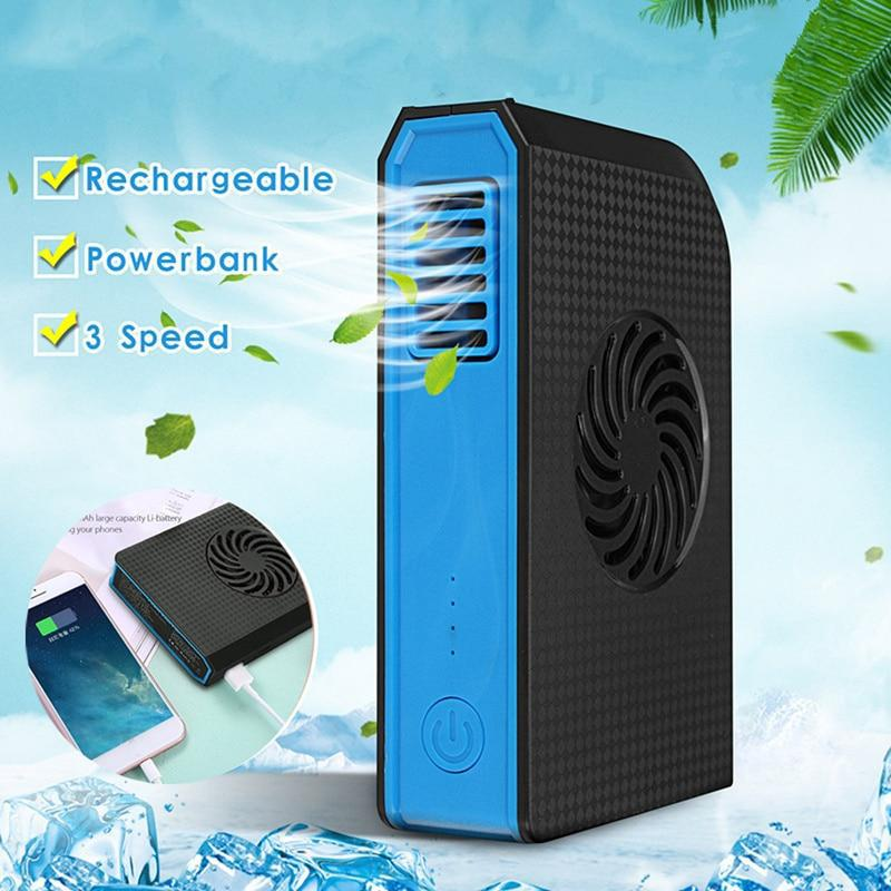 Power Bank Fan - MEKONGOOD.COM